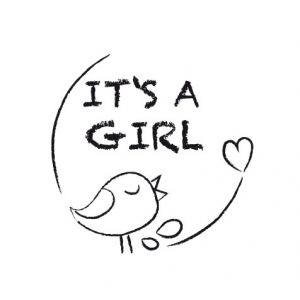 it's a girl – birdy