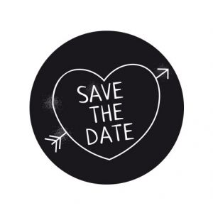Save the date – tree cut edition