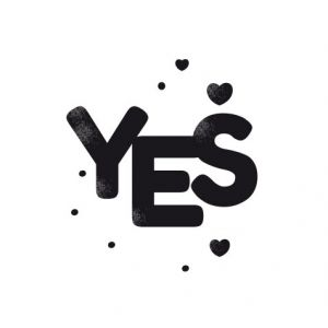 Yes – with hearts